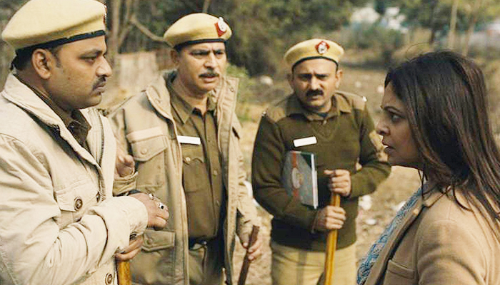 delhi crime web series