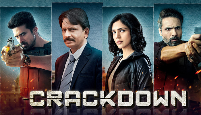 crackdown web series