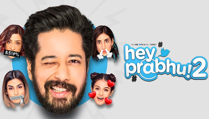 hey prabhu 2 web series